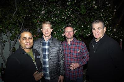Vijay Vishwanath, Mark Repstad, Philip Webb and Matt Sullivan