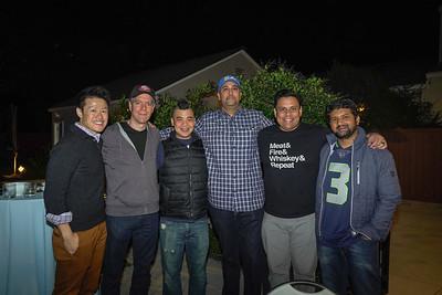Chris Lee, Greg Meier, Jerry Shen, Sandeep Pathak, Tom Lagos and Ashish Rastogi