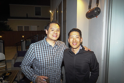 Kevin Cheng and Nick Lee