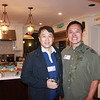 Steven Huang and Gene Chuang