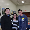 Gene and Jacki Chuang with Jerry Shen