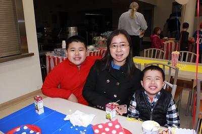 9656 Max Zhou, Rachel Li and Benjamin Zhou