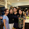 Jessica Tran, Macy Luk, Berry Chan and Michelle Tang