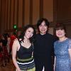 Annie Tang, Robin Shou and Lisa Wang