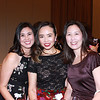 Jenny Ngo, Tieu-My Nguyen and Alice Chen