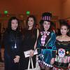 Vivian Lu, Sylvia Koh, Rosy Wu and Ming Peng