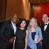 Issaic Gates, Jacki Chuang, and Jennifer and Corey Barberie