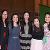Annie Wang, Annie Chui, Gloria Hou, Missy Luk and Inez Cheng