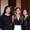 Christine Song, Cathy Newton and Jennifer Park