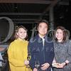 Joyce and Richard Lin with Nina Tam