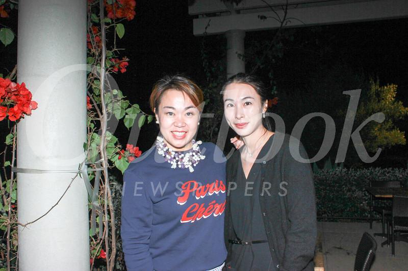 Luyi Khasi and Florina Lu