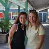 Beverly Lu and Cassie Zappaterreno