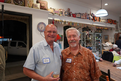 Phil Raacke and Jim Anderson