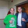 Steve Gilmore and Christian Warner