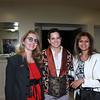 Fary Yassamy, Nancy White and Gail Roque