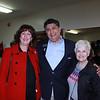 Renee and Joe Concialdi with Sandra Troop