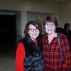 Liz Kneier and Diana Doi