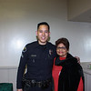 Cpl. Brian Wong and Soma Warna