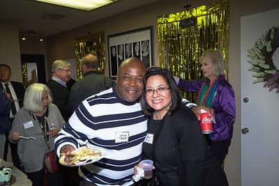 Johnny Mack and Dena Cruz