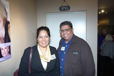 Veronica Vasquez and Stanley Soto