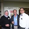 Bill Payne, Steve Gilmore and Karl von Tiehl