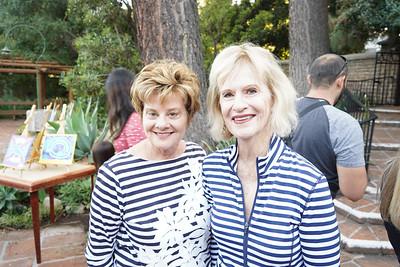 Susan Jakubowski and Mary Payne