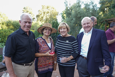 Kev and Jennie McCarthy with Marcia and Sandy Albrecht