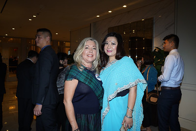 Gretchen Shepherd Romey and Sylvia Koh