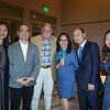 Grace Huang and Brile Chung, Bob Houston, Nancy and Jonathan Ko, and Huannie Shen