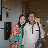 Pearl Tang and Paul Chen