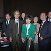 Wen Hou, Ted Wei, Chinese Club co-founder Noli Wei, Peggy Chang, Nancy Yung, Dr. Allan Yung and John Chou