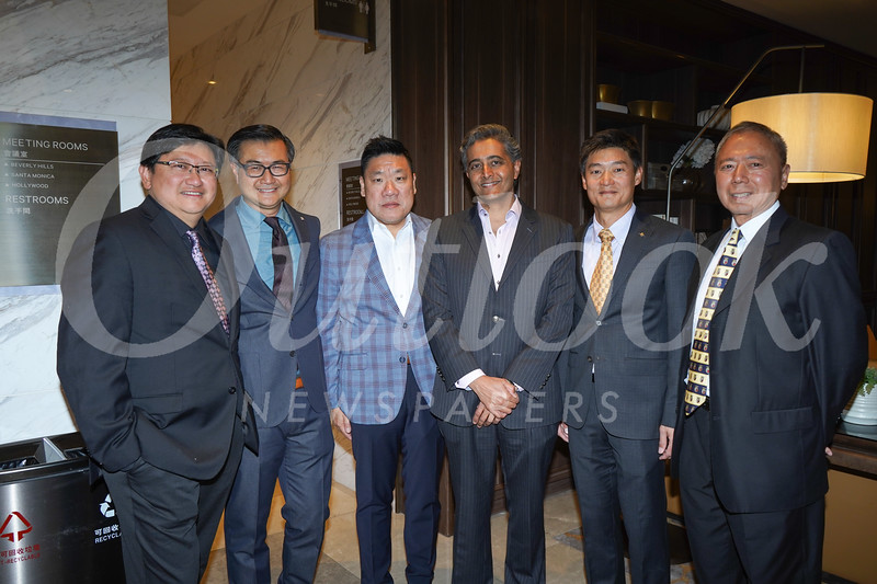 David Wang, Joe Tseng, Josh Chen, Ananth Natarajan, Boren Chen and Stephen Ma