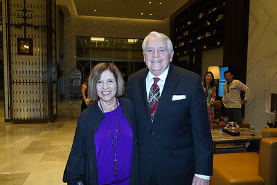 Sophia and Jim Angelos