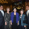 Calvin Lo, Susan Jakubowski, Judy Chu, Marilyn Peck and Hunter Chang