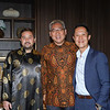 Bruce Lafko, Shawn Chou and Charles Chien