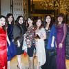 Margaret Natarajan, Wendy Hsu, Rebecca Lin, Alice Wang, Ashley Chen, Jannette Sy, Lisa Wang and Susan Jakubowski