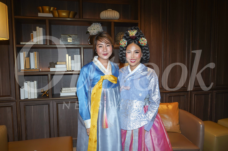 Joyce Lafko and Carol Huang