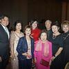 Calvin Lo, Suh Lai, Cordelia Wong, Elaine Hon, Chinese Club co-founder Julili Chang, Dr. T. Chang, Eva Wong and Jenny Chiang