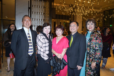 Stephen Ma, Kathy Lee, Jennifer Chien, Oscar Chien and Nancy Lee
