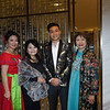 Jennifer Wi, Chun-Yen Chen, Tony Chou and Nancy Lee
