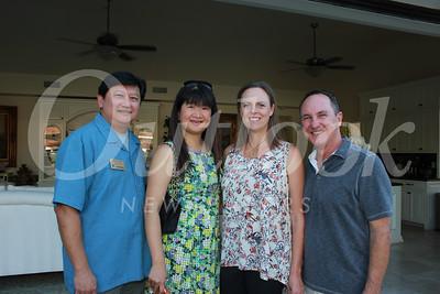 7538 David and Lisa Wang with Heather and Christopher Kealey