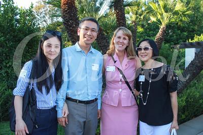 7572 Cynthia Lin, Michael Lin, Julie Boucher and Becky Lei