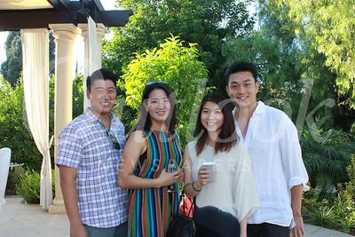 7526 David Ling, Bonny Hsu, Cory Lai and Tony Chou