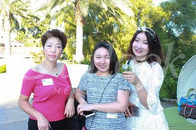 7551 Donna Zou, Lorraine Wan and Phoenix Cai