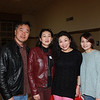 Alan Chen, Yvonne Cheng, Eve Wang and Joyce Lin