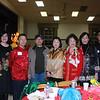 Elaine Hon, Eugene Sun, Jimmy Lai, Serena Ho, Marina Wang, Valerie Fu and Varian Tan