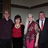 Frank Antonides, Grace Yang, Denise Wadsworth and Richie Blair
