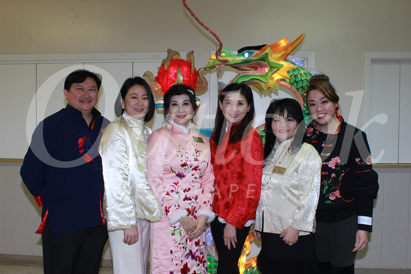 David Wang, Jennifer Wi, Maggie Lee, Erica Chiang, Chun-Yen Chen and Luyi Khasi