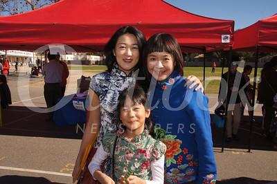 Chinese School Celebrates New Year