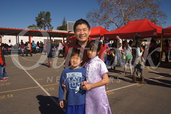 Chinese School Celebrates New Year - Outlook Newspapers